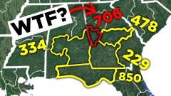 The Hidden Logic Behind Area Codes | Haystack TV